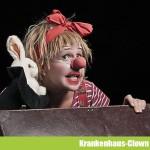 """Krankenhaus-Clown """"Dr. Pups"""""""